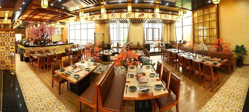 Nhà hàng tổ chức liên hoan tại Hà Nội 4
