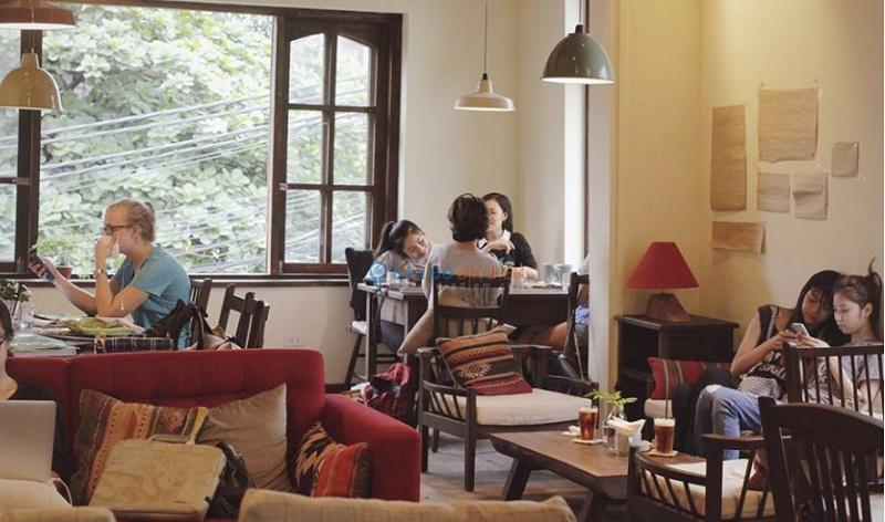Quán cafe tổ chức sinh nhật Xofa Cafe