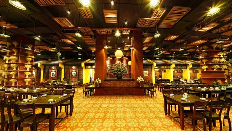 Những nhà hàng nổi tiếng ở Hà Nội Quán Ăn Ngon