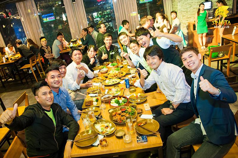 Beer club tuyển dụng nhân viên Hà Nội 3