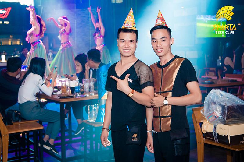 Beer club tuyển dụng nhân viên Hà Nội 5