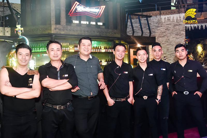 Beer club tuyển dụng nhân viên Hà Nội 7
