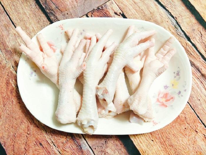Cách làm chân gà chiên mắm 1