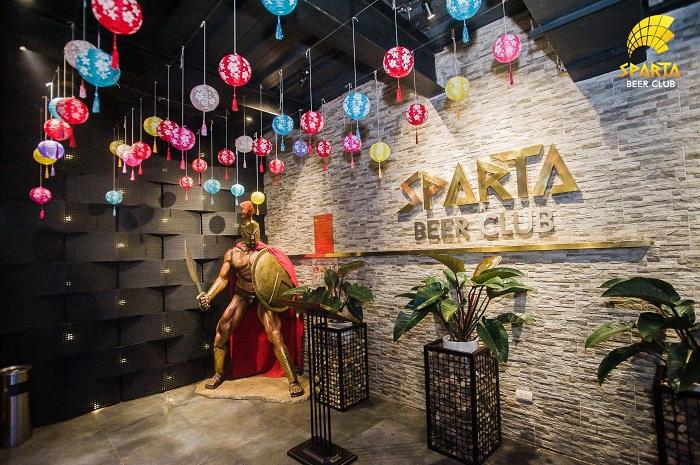 """""""Đi Đu Mùa Trung Thu"""" Tại Sparta Beer Club - 3"""