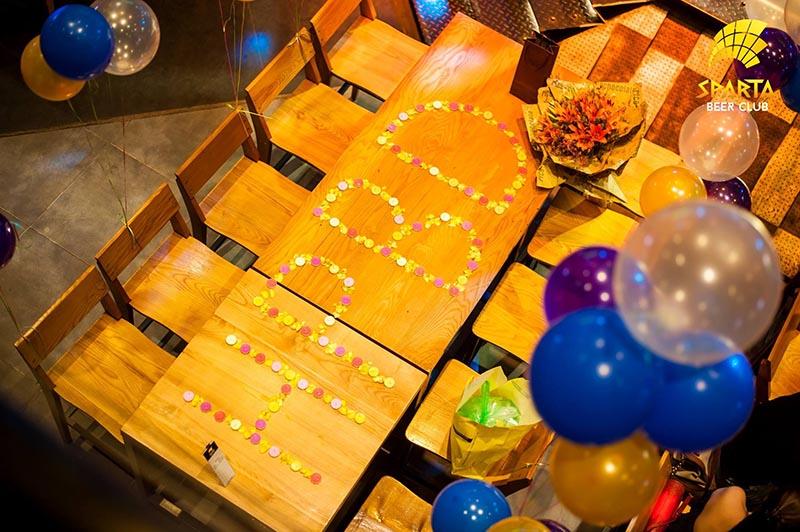 Gala sinh nhật 10