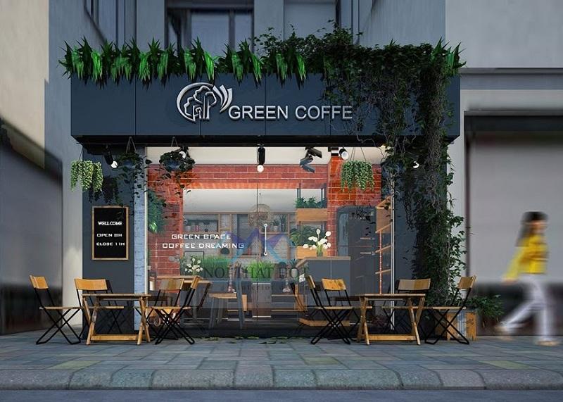 Quán cafe tổ chức sự kiện Hà Nội 3