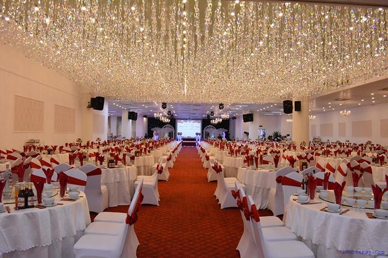 Nhà hành tiệc cưới sang trọng nhất ở Hà Nội 5